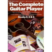 The Complete Guitar Player: Books 1-3 by Russ Shipton