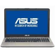 Laptop Asus VivoBook X541UA-GO1375D 15.6 inch HD Intel Core i3-6006U 4GB DDR4 500GB HDD Chocolate Black