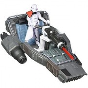 Star Wars E7 First Order Snowspeeder Action Figure