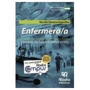 Vv.aa. Enfermero-a Del Sas. Test Del Temario