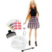 Mattel Barbie Acconciature Colorate