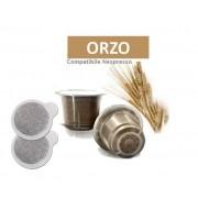 25 Secondi Capsule Orzo 100 Pz Compatibili Nespresso