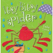 Itsy Bitsy Spider by Kate Toms