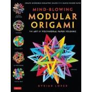 Mind-Blowing Modular Origami by Byriah Loper