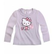 Bluza bebe Hello Kitty mov