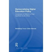 Democratizing Higher Education Policy by M. T. Sehoole