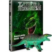 Discovery - Lumea dinozaurilor: Monstrii marilor:Balenel-Inapoi in ocean + Jucarie (DVD)