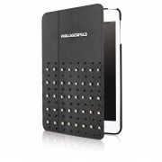Karl Lagerfeld Booktype Trendy Collection iPad 5/Air Case with Studs