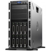 Server Dell PowerEdge T430 (Procesor Intel® Xeon® E5-2620 v3 (15M Cache, 2.40 GHz), Haswell, 1x8GB @2133MHz, RDIMM, 1x2TB @7200rpm, SAS, 750W PSU)