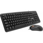 Kit Tastatura+mouse Spacer SPDS-S6201 USB