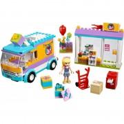 Giocattolo lego friends la consegna dei doni di heartlake 41310