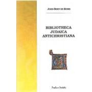 Bibliotheca Judaica Antichristiana