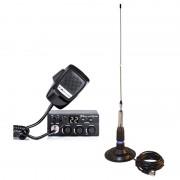 Kit Statie radio CB Midland M Zero + Antena PNI ML160 cu magnet (Midland)