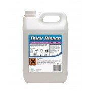 2Work Thick Bleach 5 Litre (Pk 1) 2W03977