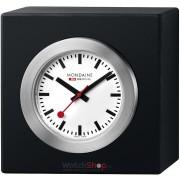 Mondaine DESK CLOCK CUBE A660.30318.84SBB A660.30318.84SBB