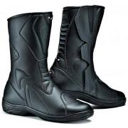 Sidi Tour Rain Impermeables botas de motocicleta Negro 48