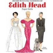 Award-Winning Fashions of Edith Head Paper Dolls by Tom Tierney