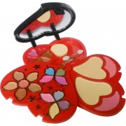 TYA 14Eyeshadow::2Blusher::2CompactPowder::6Lipcolor::1Puff::1Mirror(Pack of 1)