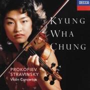 Prokofiev/Stravinsky - Violin Concerts (0028942500327) (1 CD)