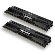 Memorie Patriot Viper 3 Black Mamba 16GB (2x8GB) DDR3, 1600MHz, PC3-12800, CL9, XMP, Dual Channel Kit, PV316G160C9K