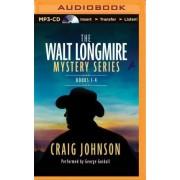 The Walt Longmire Mystery Series Boxed Set Volume 1-4 by Professor of Mathematics Marywood University Scranton Pennsylvania Craig Johnson
