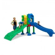 Ultra Play Discovery Center 1 Deck Play Structure DC-1SM/02-08-0201