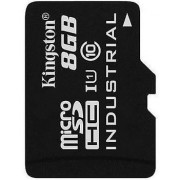 Card de memorie Kingston SDCIT/8GBSP, microSDHC, 8GB, Clasa 10, UHS-I