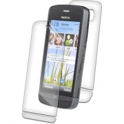 ZAGG Full Body invisibleSHIELD for Nokia C5-03 - 1 Pack - Retail Packaging - Transparent