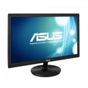 Asus - VS228DE - VS228DE - 21.5 inch - LED - 1920 x 1080 pixeli - 16:9 - 5 ms - D-Sub - Negru