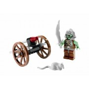 Lego Castle Mini Figure #5618 Troll Warrior