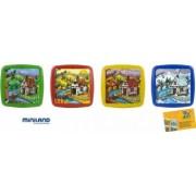 Set de 4 puzzle Anotimpurile anului Miniland
