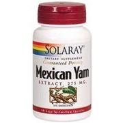 Mexican Yam 60 cápsulas de Solaray
