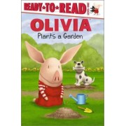 OLIVIA Plants a Garden by Emily Sollinger