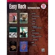 Alfred Music - Easy Rock - Tenor-Sax Instrumental Solos, Buch/CD