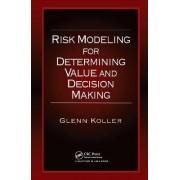 Risk Modeling for Determining Value and Decision Making by Glenn Koller