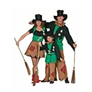 Wilbers 46-inch Scarecrow Costume