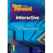 Step Forward 1: Interactive CD-ROM (Net Use): 1 by Jayme Adelson-Goldstein