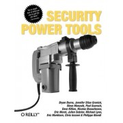 Security Power Tools by Bryan Burns
