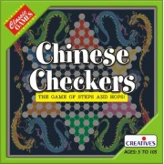 Creative Educational Aids 0807 Classic Games - Chinese Checkers