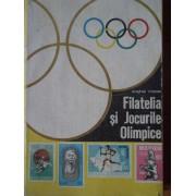 Filatelia Si Jocurile Olimpice - A. Vrabie