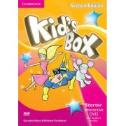 Kid's Box Starter Interactive DVD (NTSC) with Teacher's Booklet by Caroline Nixon