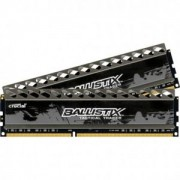 Memorie Crucial Ballistix Tactical Tracer 8GB (2x4GB) DDR3, 1866MHz, 1.5V, PC3-14900, CL9, XMP, Dual Channel Kit, Red/Green LED, BLT2CP4G3D1869DT2TXRGCEU