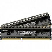 Memorie Crucial Ballistix Tactical Tracer 8GB (2x4GB) DDR3, 1866MHz, 1.5V, PC3-14900, CL9, XMP, Dual Channel Kit, Red/Green LED, BLT2CP4G3D1869DT2TXRGCEU
