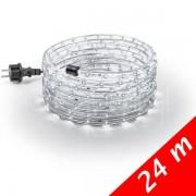 GEV LED Lichtschlauch 24m kaltweiss AKTION