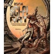 Digital Sci-Fi Art by Michael Burns
