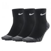 Calcetines de entrenamiento Nike Dry Lightweight Quarter (3 pares)