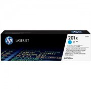 Тонер касета за HP 201X High Capacity Cyan Original LaserJet Toner Cartridge (CF401X) - CF401X