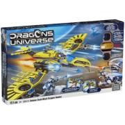 Mega Bloks - 95213U - Set de construcción - Dragones de Batalla - Dual Blast Dragon Hunter