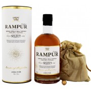 Rampur Vintage Select Casks Single Malt Whisky 0,7L -GB-