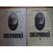 Corespondenta Vol.1-2 - Jan Urban Jarnik
